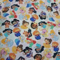 Mini princesas (52 x 82 cm)