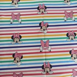 Minnie rayas (70 x 150cm)