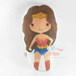Cojín Wonder Woman