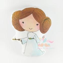 Cojín Princesa Leia