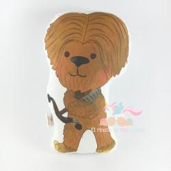 Cojín Chewbacca