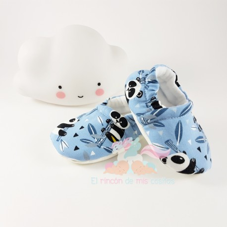 ZAPATILLAS BLUE PANDA