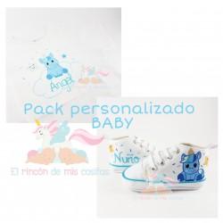 "Pack personalizado ""BABY"""