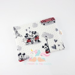 "Neceser ""Love Mickey&Minnie"""