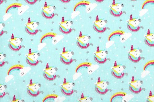 Unicornios Turquesas