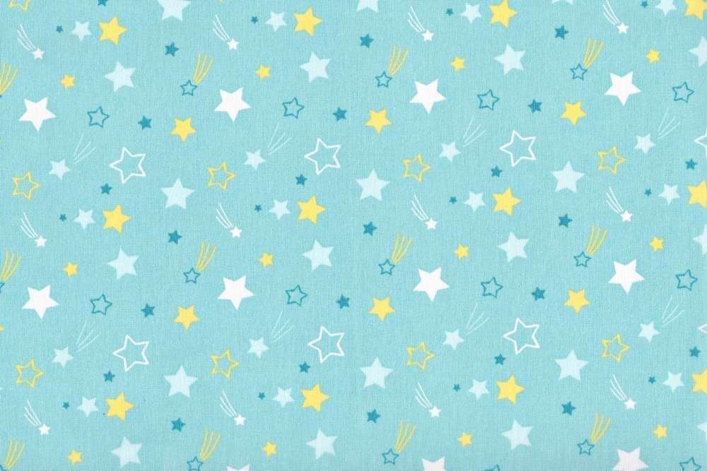 Estrellas turquesa